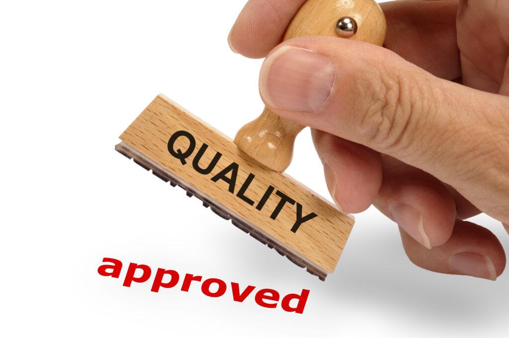 ISO 17100 Qualität